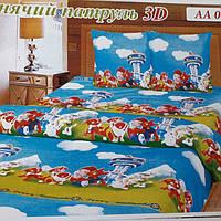 Детское постельное белье Щенячий патруль