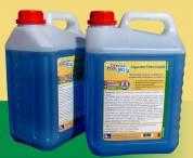 Жидкость от грибков, водорослей, бактерий в воде бассейна Crystal Pool Algaecide Ultra Liquid (гидроксипропиламонийхлорид, 5 литров)