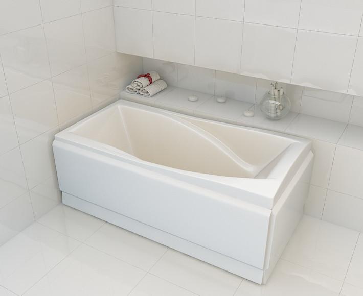 Ванна акриловая Artel Plast Прекраса 190х120х50