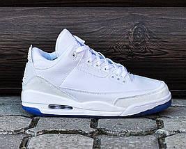Баскетбольные кроссовки Nike Air Jordan 3 Retro, фото 3