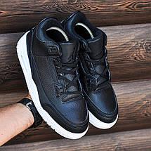 Баскетбольные кроссовки в стиле Nike Air Jordan 3 Retro, фото 2