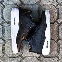 Баскетбольные кроссовки в стиле Nike Air Jordan 3 Retro, фото 3