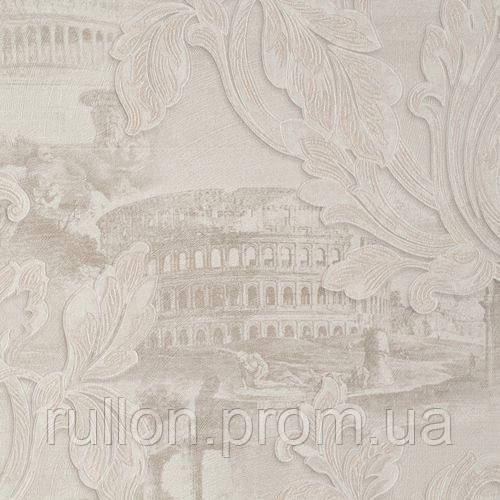 Обои Sirpi Roma,Обои виниловые на флизелиновой основе,для гостиной, спальни , кабинета 88521