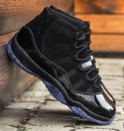 Баскетбольные кроссовки в стиле Nike Air Jordan 11, фото 2