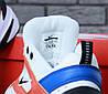 Женские кроссовки Nike M2K Tekno White/Orange. ТОП Реплика ААА класса., фото 3