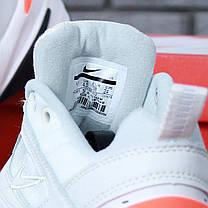 Женские кроссовки Nike M2K Tekno White. ТОП Реплика ААА класса., фото 2
