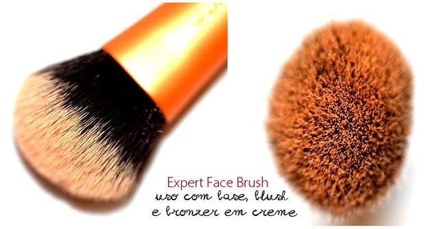 Кисть для жидких тональных основ Real Techniques by Sam & Nic Chapman Expert Face Brush