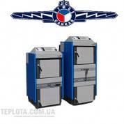 Угольно - дровяной газифицирующий котел ATMOS C 50S (48 кВт)