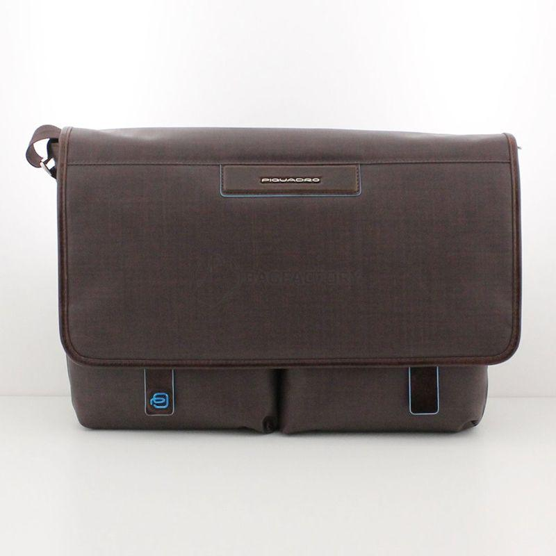 9ad5ce49b4821 Мужская сумка Piquadro AKI Cognac с чехлом д/ноутбука/iPad/iPad Air ...