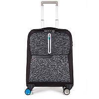 Чемодан Piquadro BAGMOTIC Black с отд. д/ноут./iPad с батареей/USB/microUSB/Bluetoot (BV3849BM_N)