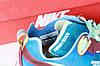 Мужские кроссовки Undercover x Nike React Element 87 Green. ТОП Реплика ААА класса., фото 2