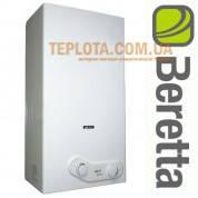 Газовая колонка Beretta Idrabagno Aqua 14 (проточный газовый водонагреватель Берета)