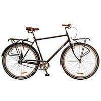 Городской Велосипед 28 Dorozhnik COMFORT MALE черный 925e30dd8e3b2