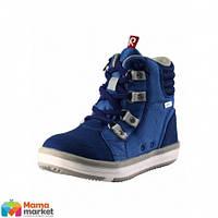 Ботинки демисезонные для мальчика Reima Wash 569303, цвет 6530
