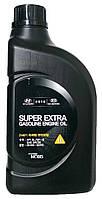 Моторное масло синтетическое Hyundai Super Extra Gasoline 5w30 1л