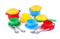 Детская посудка Маринка 1 в сетке Технок  2209, фото 1