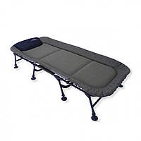 Раскладушка Prologic Flat Wide Bedchair 8 Legs 210x85cm