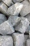 Камень для бани Диабаз колотый 20кг