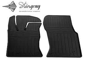 JAGUAR XF (X260) 2015- Комплект из 2-х ковриков Черный в салон