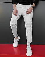 Штани Pobedov trousers Sandman світло сірі