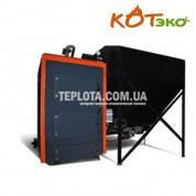Твердотопливный котел с автоподачей топлива КОТэко GEIZER 98 (мощность 98 кВт)