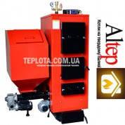 Твердотопливный котел с автоподачей топлива ALTEP КТ-2Е-SH 120 кВт