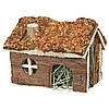 Дом Trixie Pure Nature Snack House для хомяков с лакомствами, 15х11х12 см