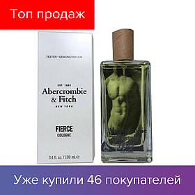 Tester Abercrombie & Fitch Fierce. Eau de Cologne 100 ml   Тестер Аберкомби Фитч Фиерс 100 мл