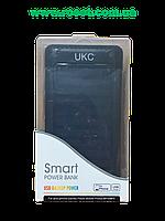 Power Bank UKC 18800 mAh (з сонячною батареєю і компасом), фото 1