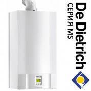 Газовый котел De Dietrich MS 24 MI FF - Франция, двухконтурный, турбированный - АКЦИОННАЯ ЦЕНА