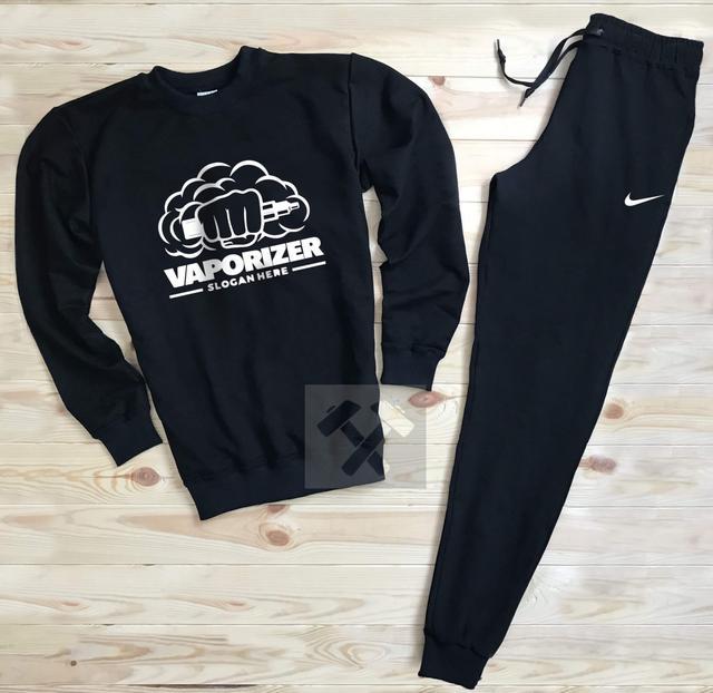 Спортивный костюм Nike Vaporizer черного цвета