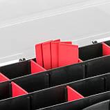 Органайзер пластиковый INTERTOOL BX-4001, фото 6