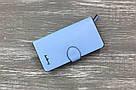 Женский кошелек в стиле Baellerry Female голубой кожа pu, фото 5