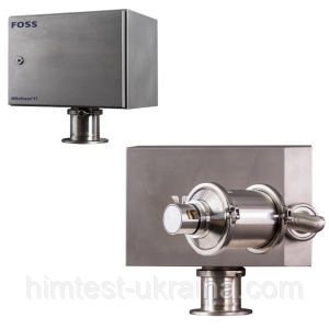FTIR-анализатор для стандартизации сыра и порошкового молока встраиваемый в технологическую линию MilkoStream