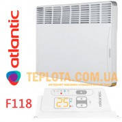 Конвектор электрический АТЛАНТИК F118 DIGIT 1500 W (Atlantic CMG-D MK01 1500) - НОЖКИ в ПОДАРОК