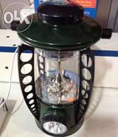 Фонарь кемпинговый IG-1211 18+5 LED