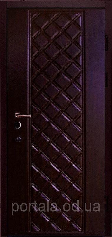 """Входная дверь элит класса для улицы """"Портала"""" (Элит Vinorit) ― модель Мадрид"""