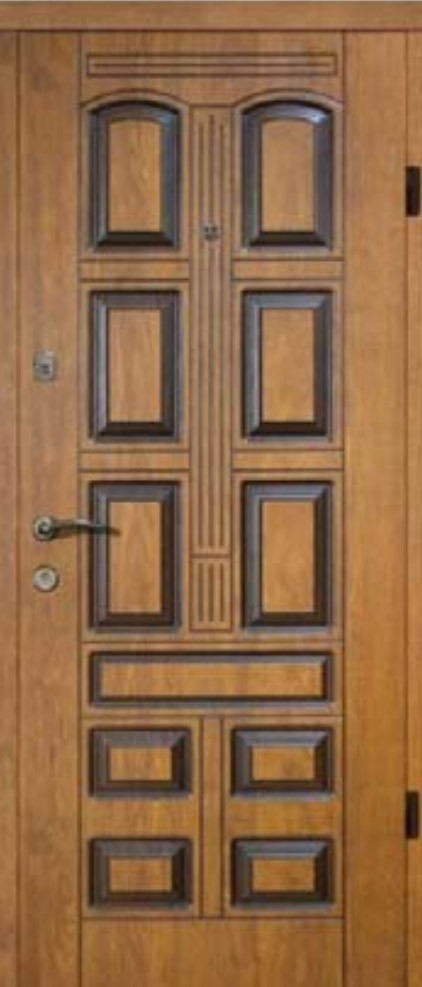 """Входная дверь """"Портала"""" (серия Элит) ― модель Сицилия Patina"""