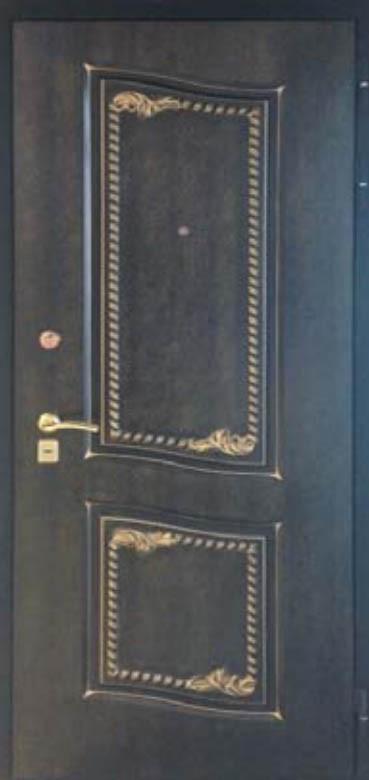 """Входная дверь """"Портала"""" (серия Элит) ― модель Женева Patina"""