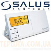 Программируемый, недельный терморегулятор SALUS 091FL (Серия STANDARD)