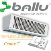 Тепловая электрическая завеса BALLU ВНС 6.000 TR (6кВт, 380В, высота проема 3,5м, пульт ДУ)