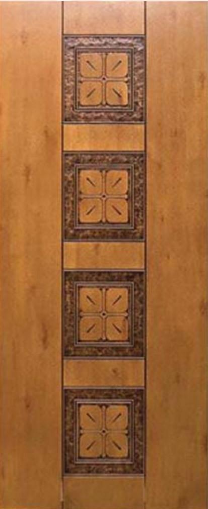 """Входная дверь """"Портала"""" (серия Элит) ― модель R-2 Patina"""