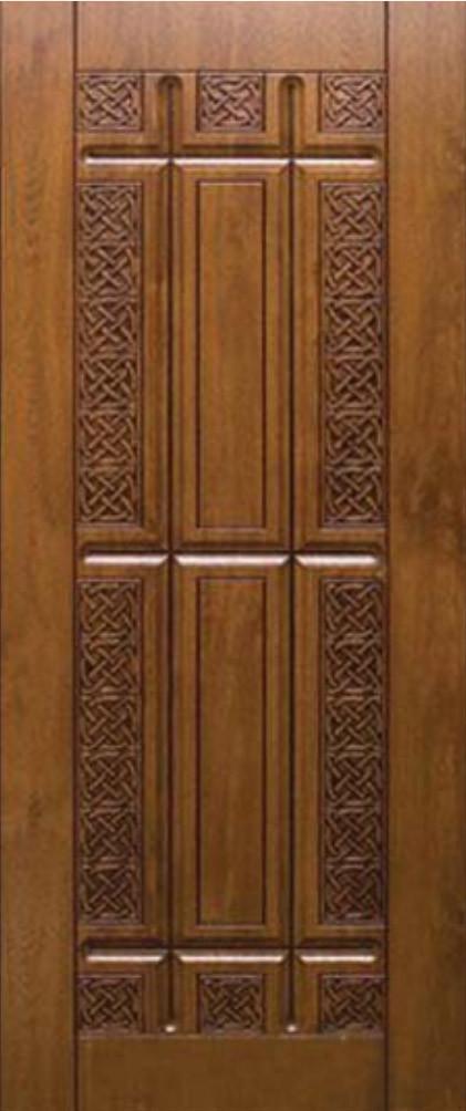 """Входная дверь """"Портала"""" (серия Элит) ― модель R-26 Patina"""