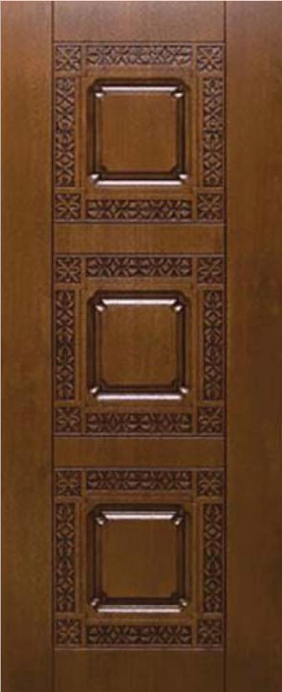 """Входная дверь """"Портала"""" (серия Элит) ― модель R-31 Patina"""