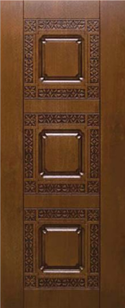 """Входная дверь """"Портала"""" (серия Элит) ― модель R-31 Patina, фото 1"""