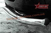 "Защита задняя ""уголки"" d 76 (компл. 2 шт) Союз 96 на Toyota RAV-4 2006-2010"