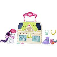 Игровой набор Магазин одежды Рарити, My Little Pony Friendship is Magic Rarity Dress Shop Playset