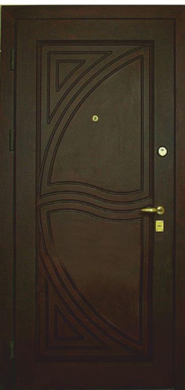 """Входная дверь """"Портала"""" (серия Элит) ― модель Парус"""