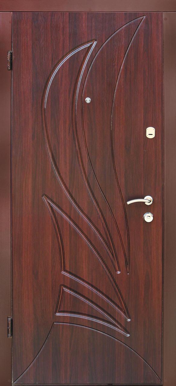 """Входная дверь """"Портала"""" (серия Элит) ― модель Корона"""