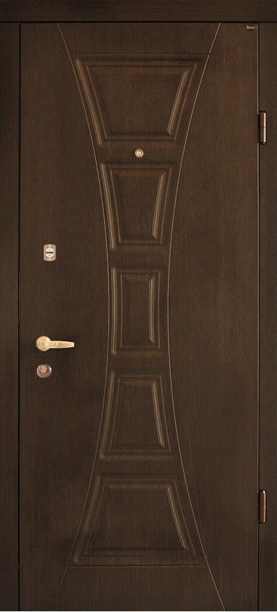 """Металлические входные двери """"Портала"""" (серия Элит) ― модель Филадельфия, фото 1"""